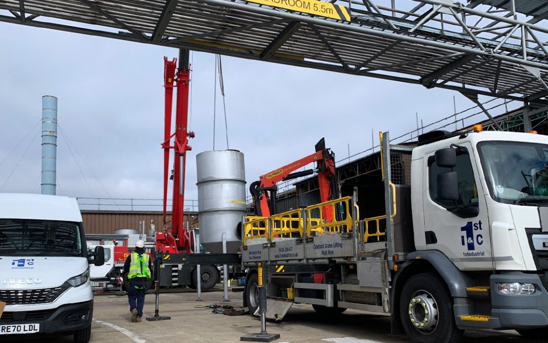 Tank clean, decommission and removal – Broadstairs